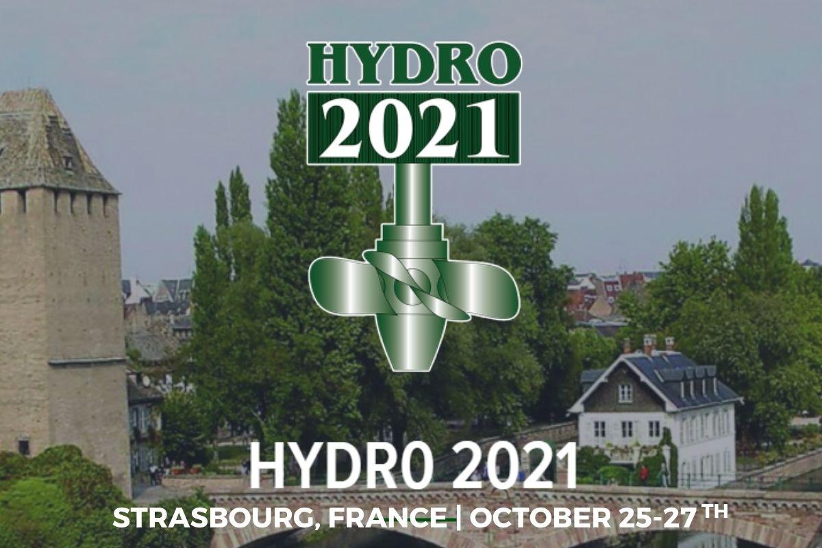 Hydro 2021 Strasbourg